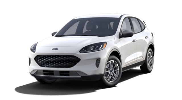 New 2020 Ford Escape S SUV 40029F in Hayward, WI